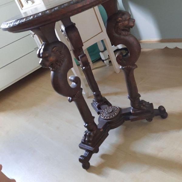 Mesa canto móveis decoração