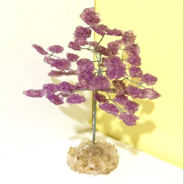 Rvore mágica (ametista)