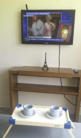 Aluga-se apartamento/loft mobiliado