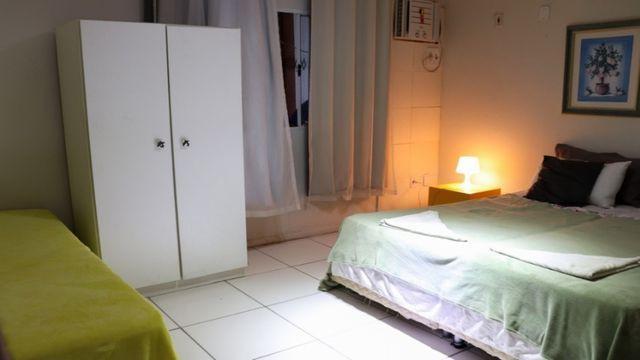 Aluguel quartos mensal em pousada