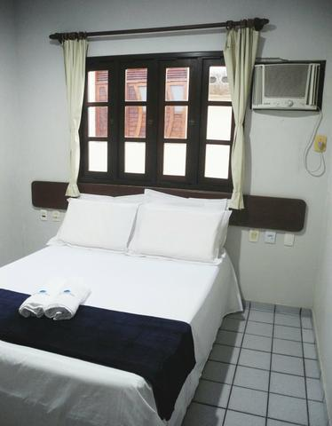Apartamento mobiliado de 1 quarto