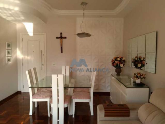 Apartamento à venda com 2 dormitórios em maracanã, rio de