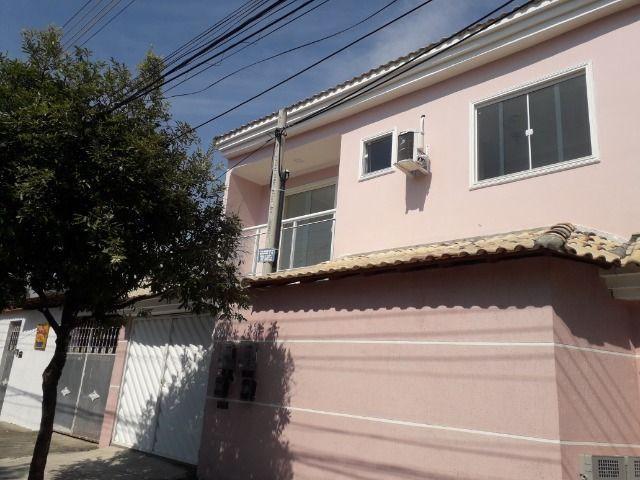 Casa 2 quartos (tipo apartamento) com varanda em campo