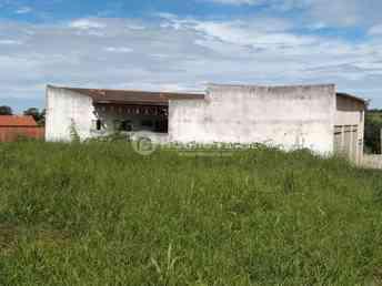 Galpão à venda no bairro residencial santa fé, 301m²