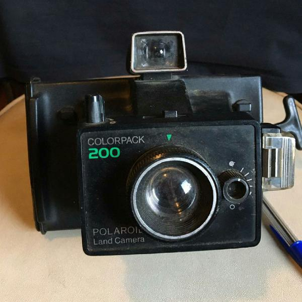 Maquina polaroid