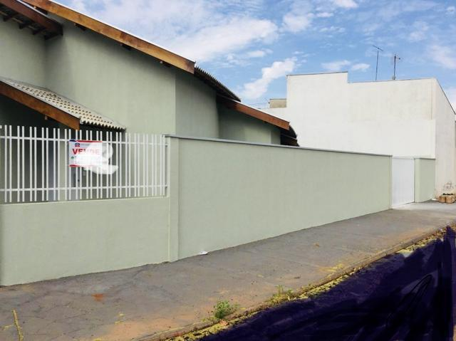 Residência nova, mirassol, bairro laguna