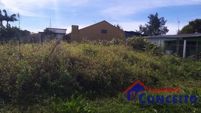 T109 - excelente terreno de esquina com 550 m² a 450 metros