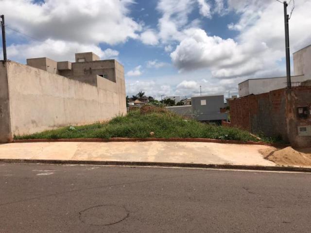 Terreno para venda em presidente prudente, parque