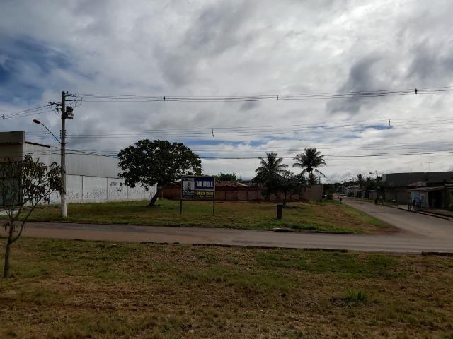 Terreno área 1.328 m², as margens da br 040, em