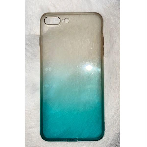 Case iphone 8 plus degradê