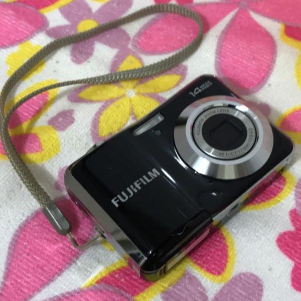 Fujifilm máquina fotográfica digital câmera finepix ax200