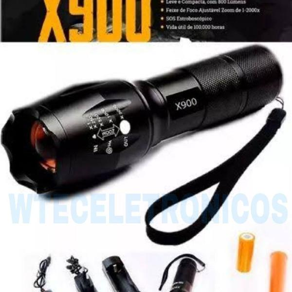 Lanterna militar x900