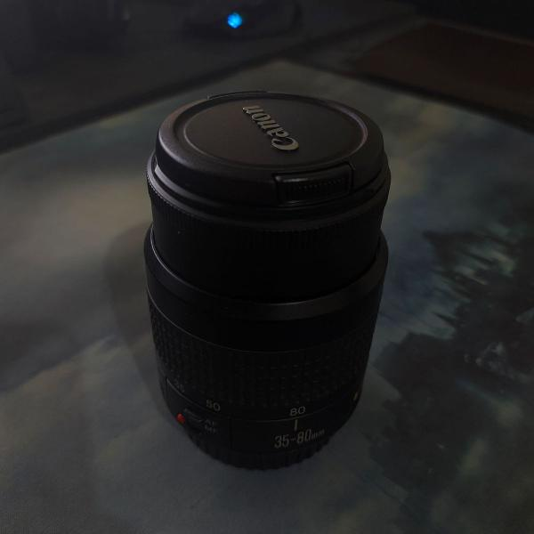 Lente canon ef 35-80 mm f/4-5.6 iii