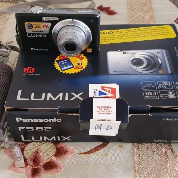 Maquina fotografica digital panasonic lumix