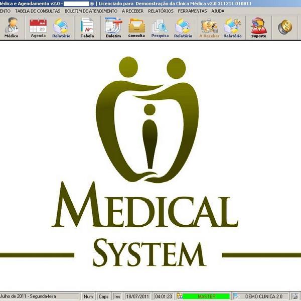 Software pra clínicas médicas e consultórios