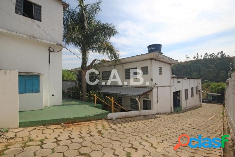 Oportunidade de venda e locação galpao em Santana de Parnaíba
