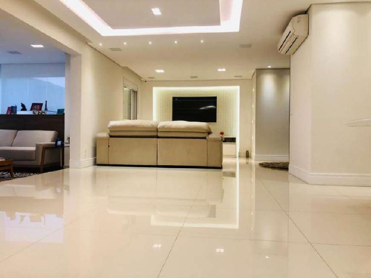 Apartamento alto de santana - 3 suites - mobiliado -