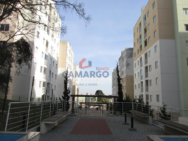 Apartamento padrão para venda em campo comprido curitiba-pr