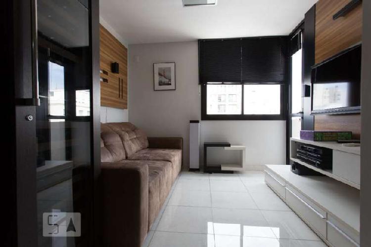 Apartamento à venda - jardim paulista, 1 quarto, 57 m2