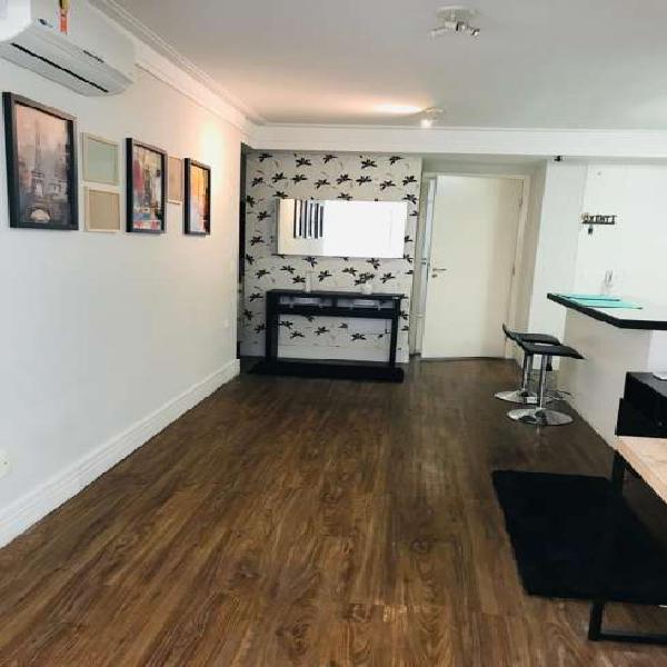 Apartamento para aluguel com 50 metros quadrados com 1