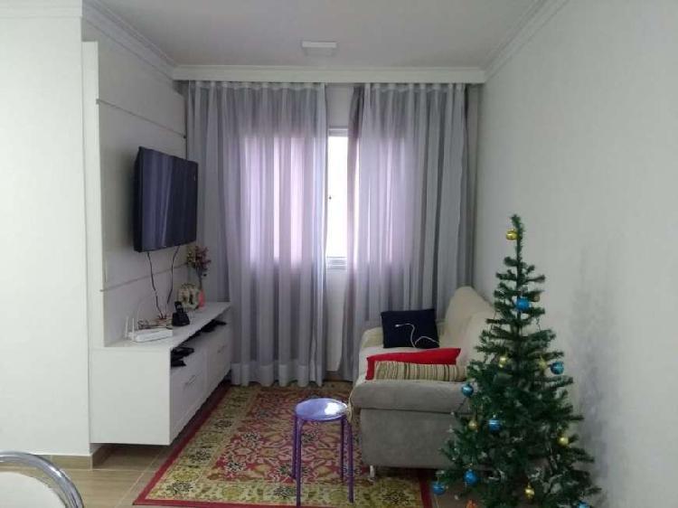Apartamento para venda com três dormitórios pronto para