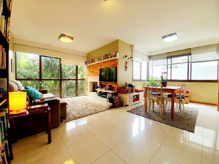 Apartamento para venda possui 88 metros quadrados com 2