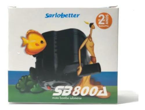 Bomba Submersa Sarlo Sb 800a 127v 300 A 800 L/h