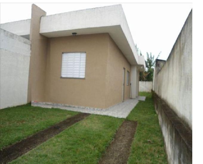 Casa a venda em itanhaém - 110 mil - financie
