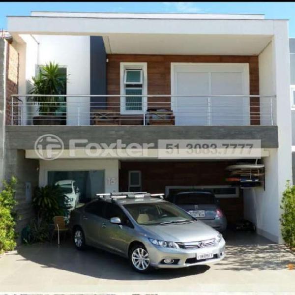 Casa condomínio jardim planalto com 3 dormitórios e 3