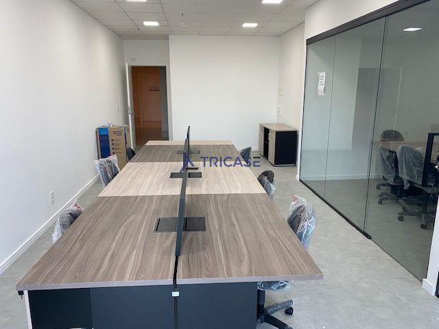 Conjunto comercial 70 m² chácara sto. antonio.