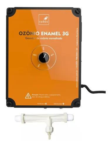 Cubos gerador de ozônio 3 gramas lagos com venturi 110v ou