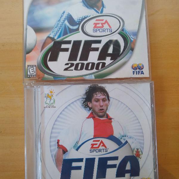 Fifa 2000 / fifa 2001 para pc