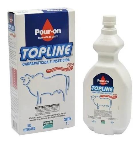 Top line pour on 1 litro
