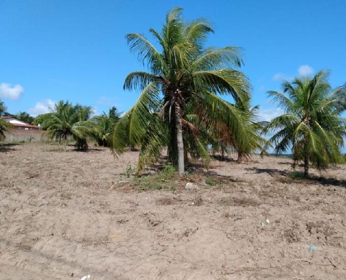 Vendo terreno em ponta de pedras 880m2 r$ 170.000,00