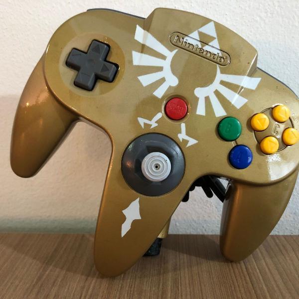 Controle original de n64