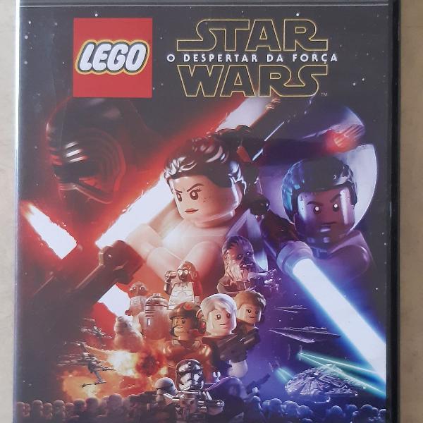 Jogo star wars lego pc