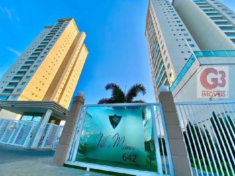 Apartamento com 3 quartos no ville de mônaco | bairro santa