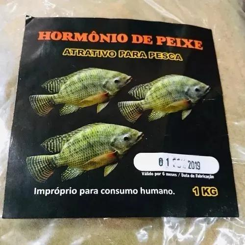 Atrativo tilapia feromonio p massa pesca agua doce 1 kg