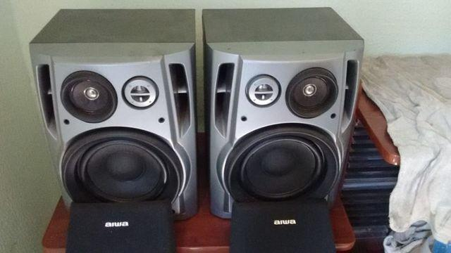 Caixa para colecionador -caixa aiwa sx-ns503yl