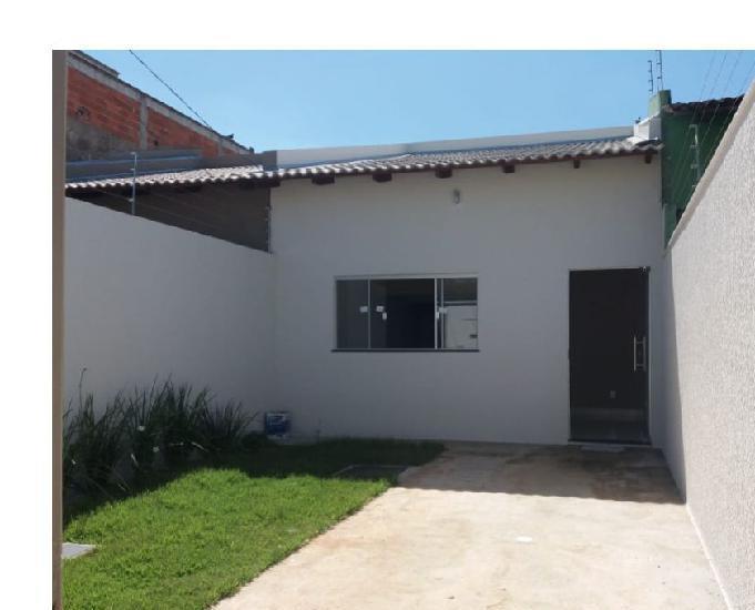 Casa 2 qts 1 suíte condomínio das esmeralda r$ 158.000,00