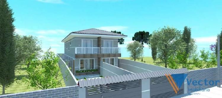 Casa nova a venda localizada no bairro jordanópolis em