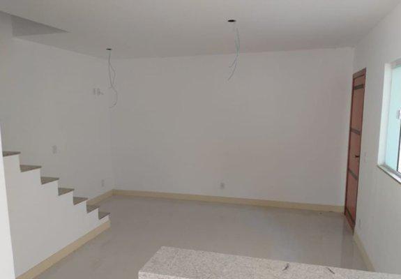Casa duplex - 2 quartos e 3 banheiros - venda ou aluguel