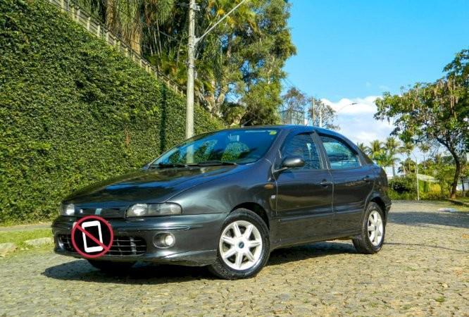 Fiat brava elx 1.6 ano 2000 excelente estado de