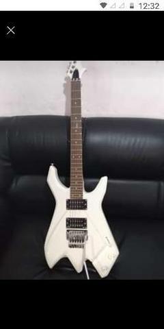 Guitarra novinha