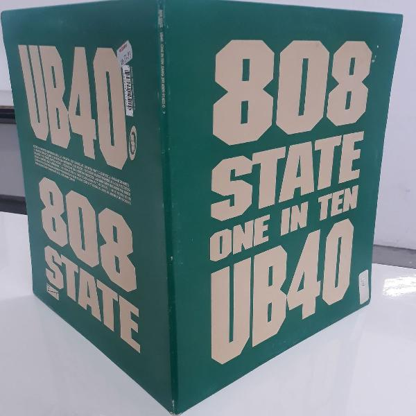 "Lp ub40 808 state one in the vinil importado lp 12"" 1992"