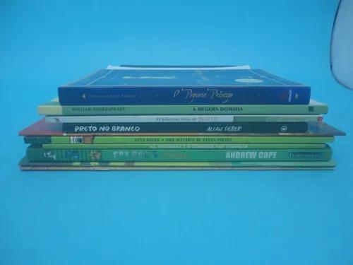 Lote 10 livros clássicos infantis o pequeno príncipe...