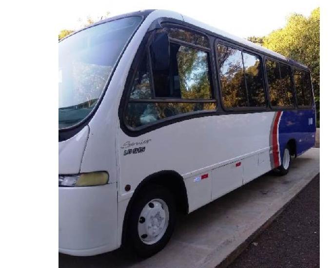 Micro onibus sênior m.benz lo-915 cód.6488 ano 2005