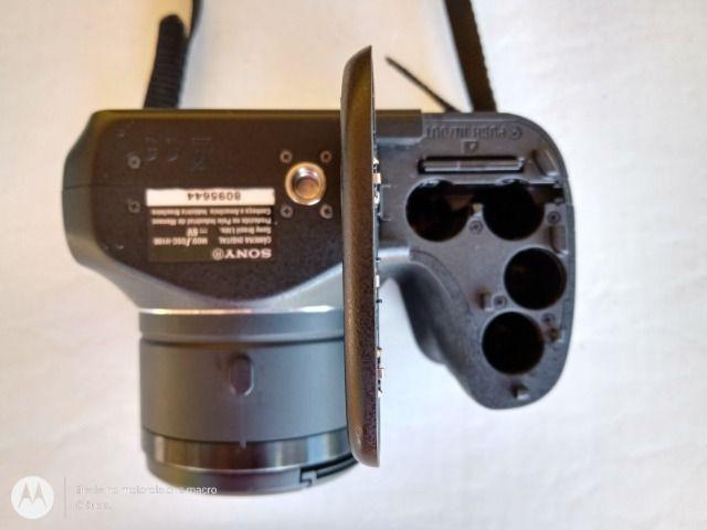 Máquina fotográfica semi nova