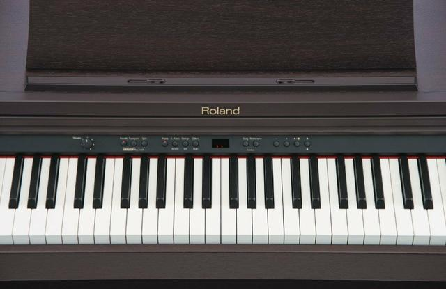 Piano digital roland rp-201