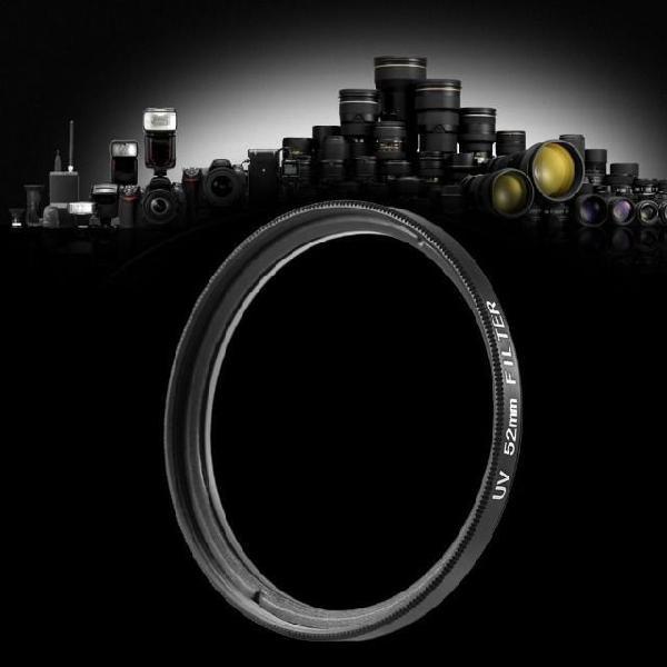 R$ 30 lente protetora 52mm ou 58mm - nikon, canon, sony,